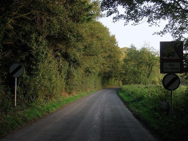 Litlington Road