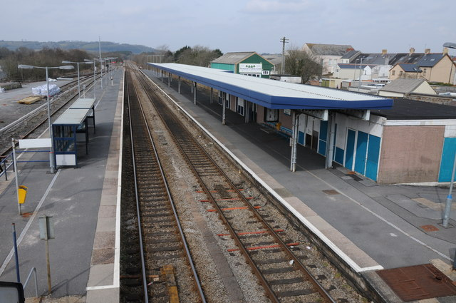 Whitland Station