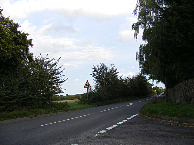 A134 Sudbury Road, Great Cornard