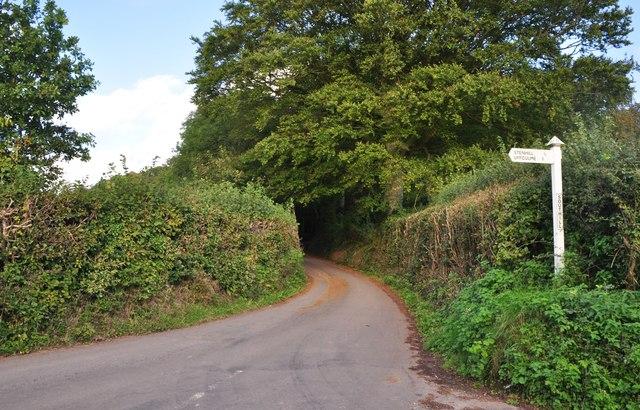 Mid Devon : Southill Cross