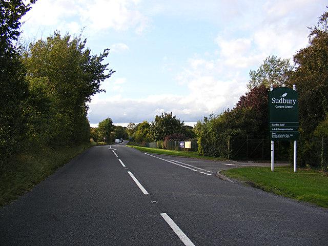 A134 Newton Road, Chilton