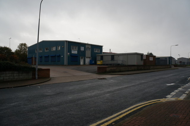 Units on Goulton Street, Hull