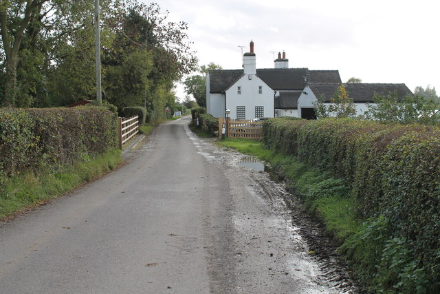 Ivy Cottage on Longford Lane