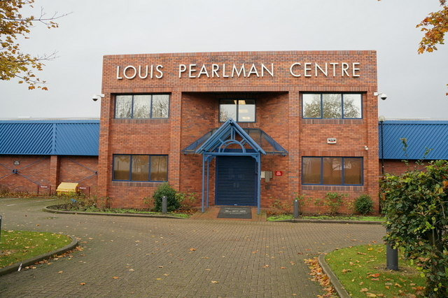 The Louis Pearlman Centre on Goulton Street, Hull