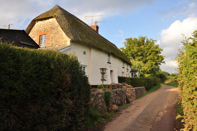 Mid Devon : Southill Cottages
