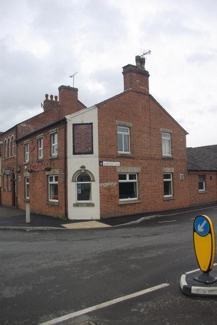 The Railway Inn, Hatton