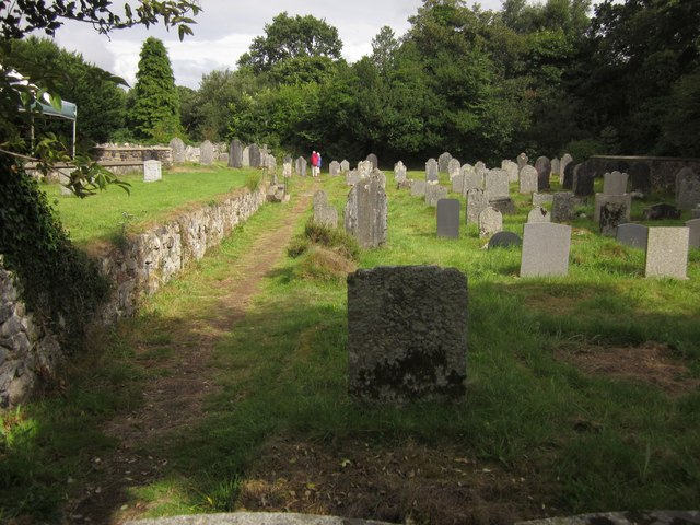 Quaker burial ground, Sticklepath