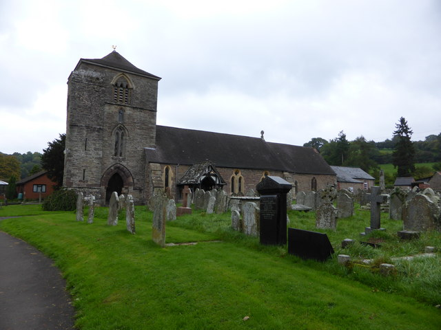 The church of St. Michael & All Angels, Ewyas Harold