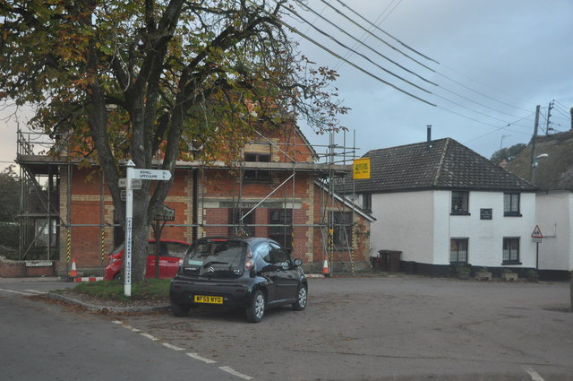 Kentisbeare : Fore Street