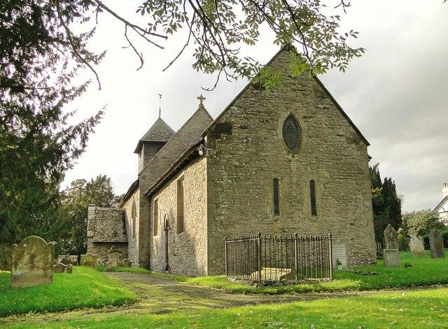 St Mary, Ashford Carbonel