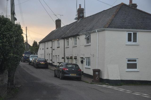Kentisbeare : Silver Street