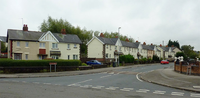 Tyler Road in Willenhall, Walsall