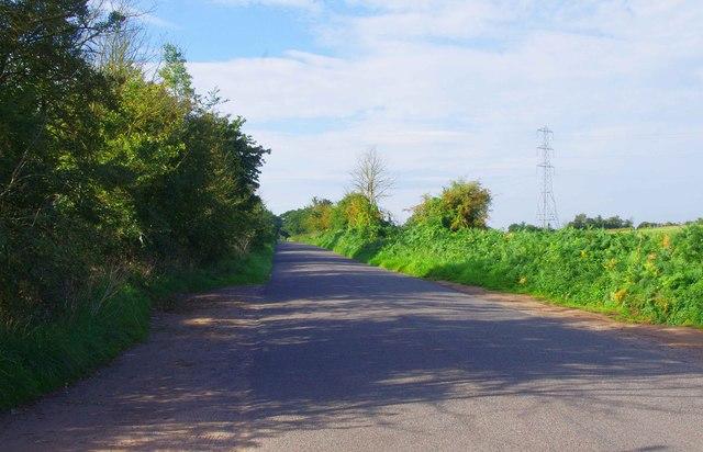 Stanklyn Lane, near Stone, Worcs