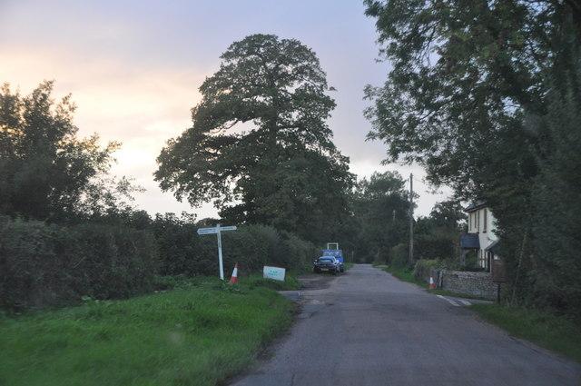Mid Devon : Goodiford Cross