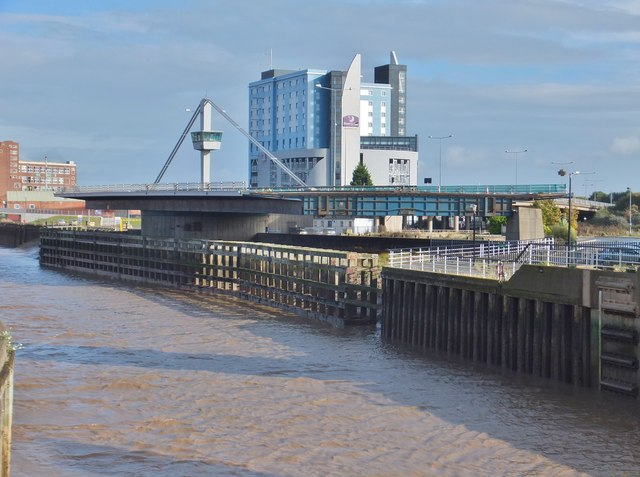 Myton Bridge, Garrison Road, Kingston upon Hull