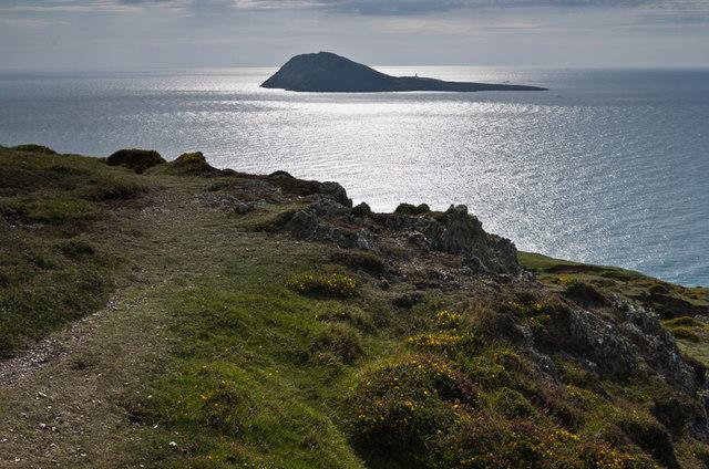 Towards Bardsey Island