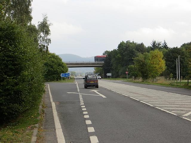 Junction 9, M90