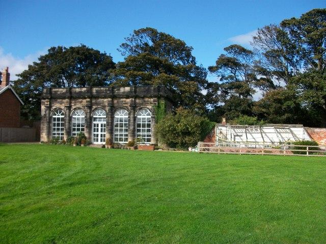 Orangery, Seaton Delaval Hall
