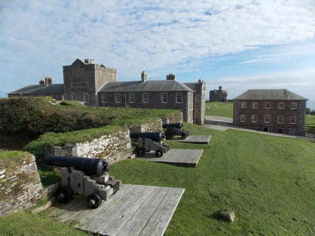 Falmouth: Pendennis Castle