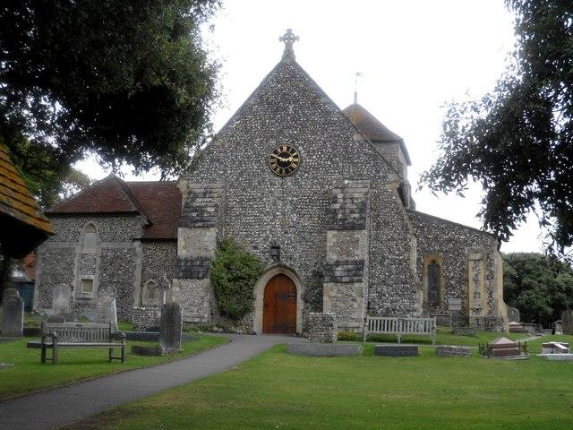 St Margaret's church, Rottingdean