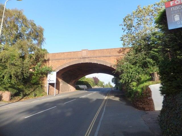 Gallows Bridge, Exeter