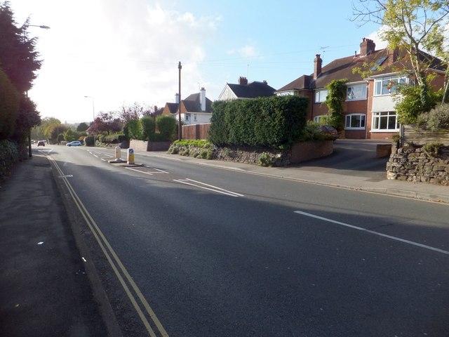 Honiton Road, Exeter