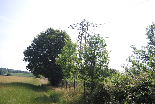 Pylon, Weir Wood Reservoir