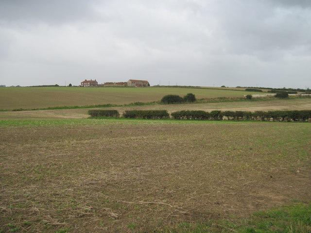 Greenhills  Farm  across  fields