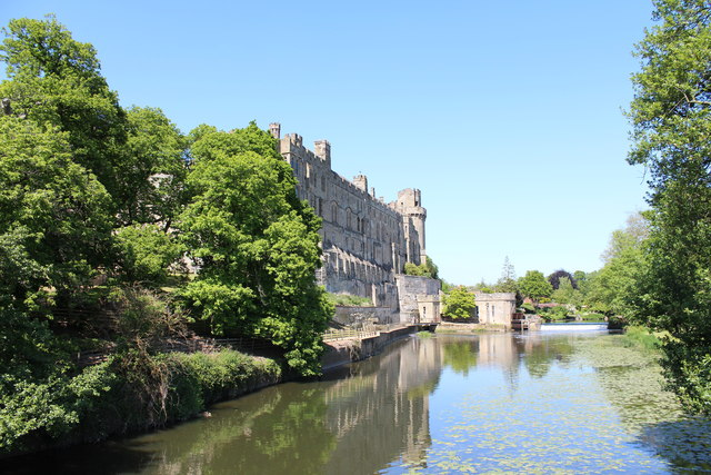 Warwick Castle  (21)