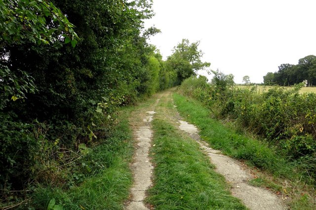 Common Lane to Longworth