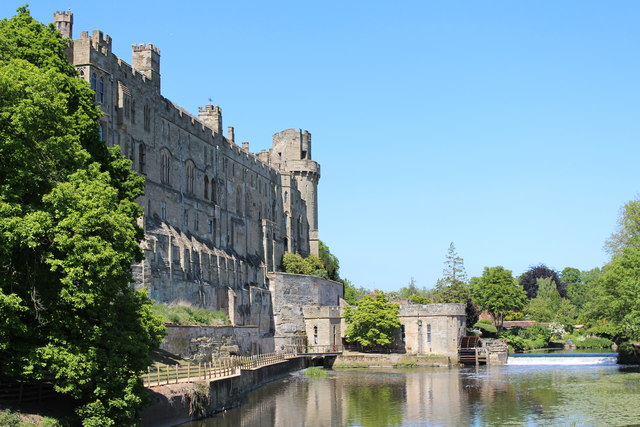 Warwick Castle  (22)