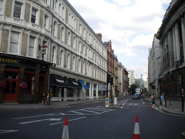 Newgate Street, City of London