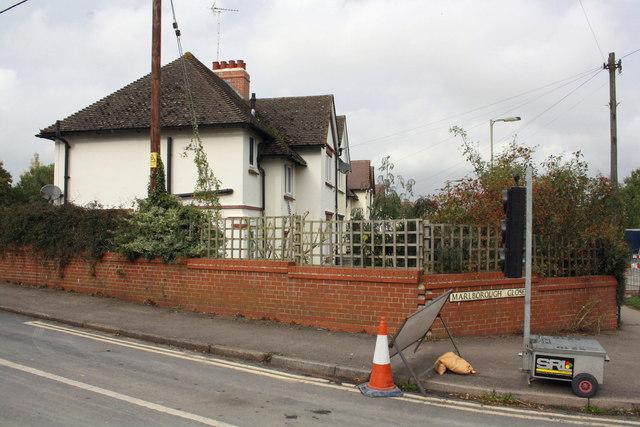 #26 Park Road from Malborough Close