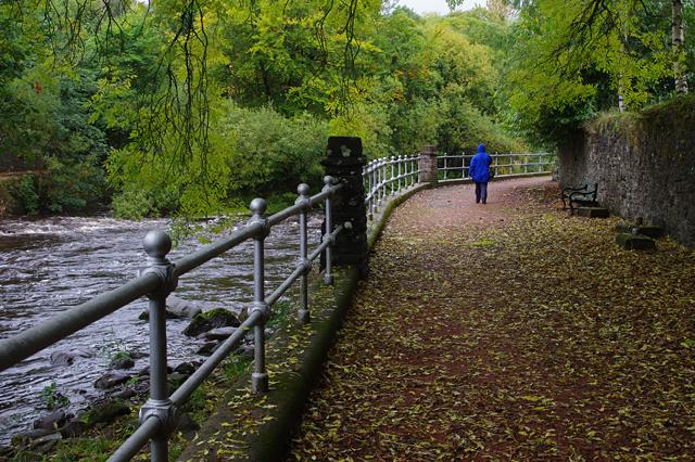 Riverside walk, Dunblane