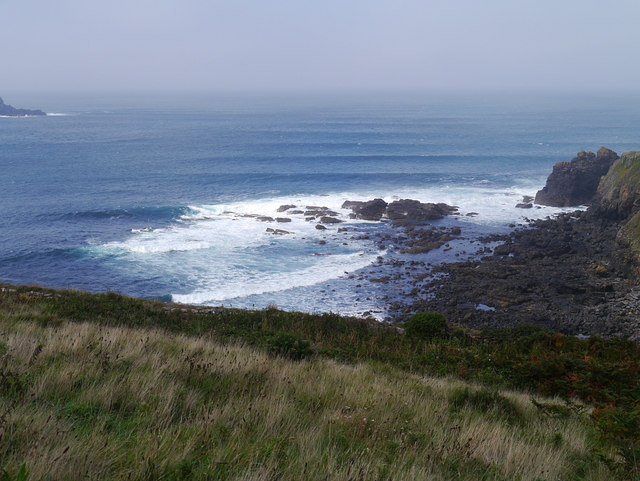View over Priest's Cove