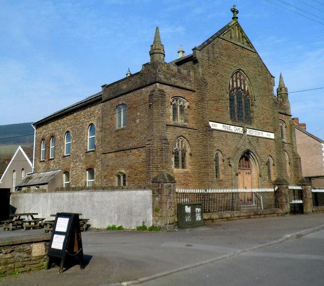 Penuel Baptist Chapel, Cwmavon