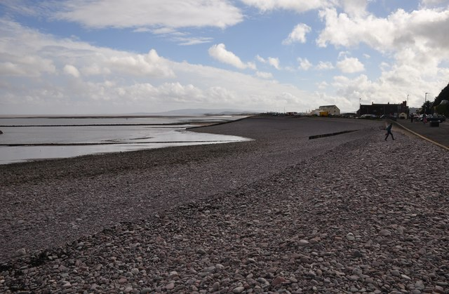Minehead : Pebble Beach