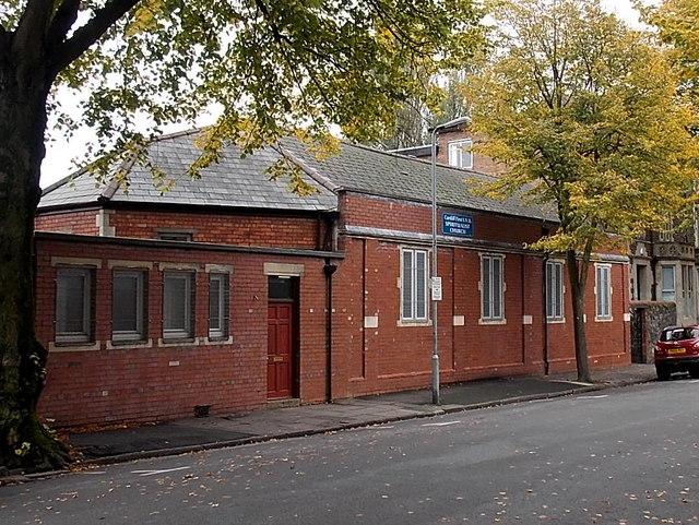 Cardiff (First) Park Grove Spiritualist Church and Centre