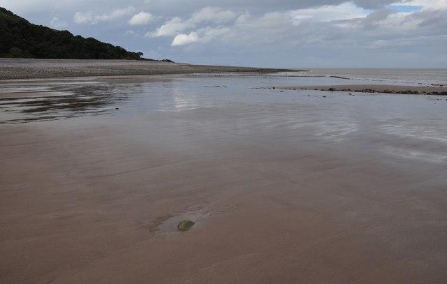 West Somerset : Culver Cliff Sand