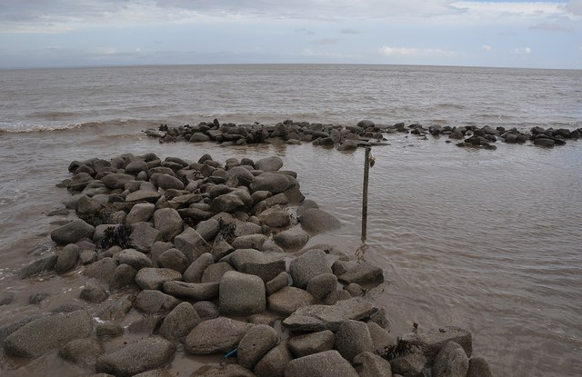 West Somerset : Coastal Rocks