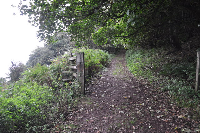 West Somerset : Footpath