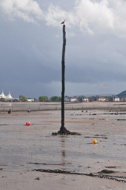 Minehead : Sandy Beach