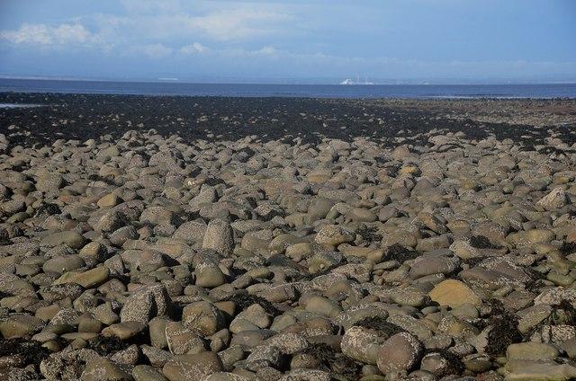 Minehead : Pebble Beach
