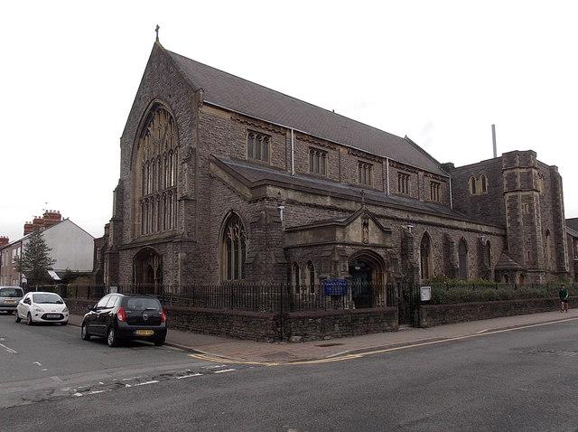 St Andrew & St Teilo, Cathays, Cardiff