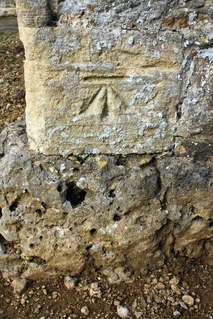 Benchmark on St Andrew's Church