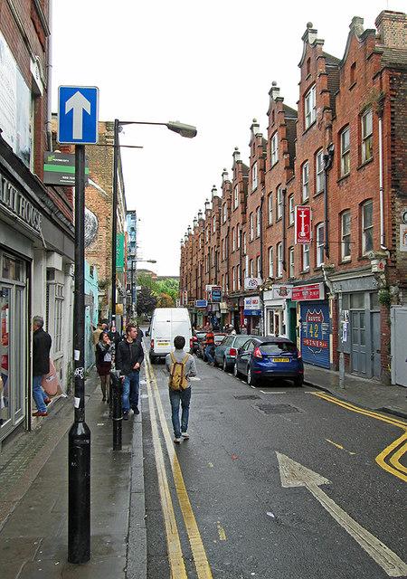 Spitalfields: Hanbury Street