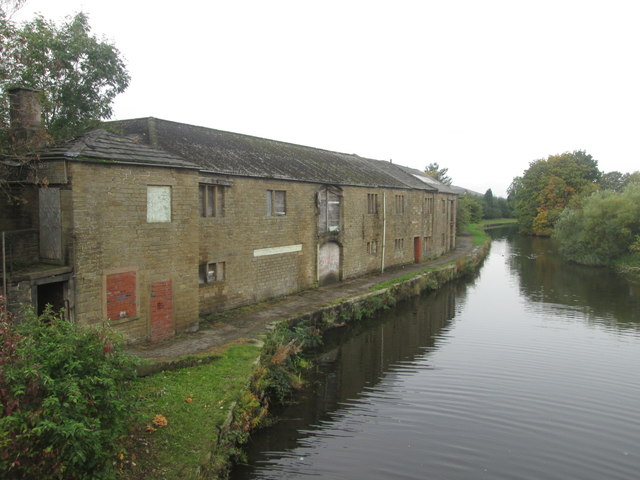 Enfield Wharf, Leeds & Liverpool Canal