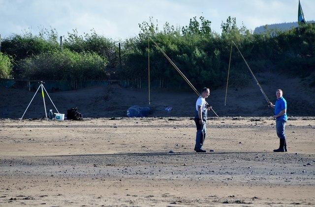 Minehead : Coastal Fishing