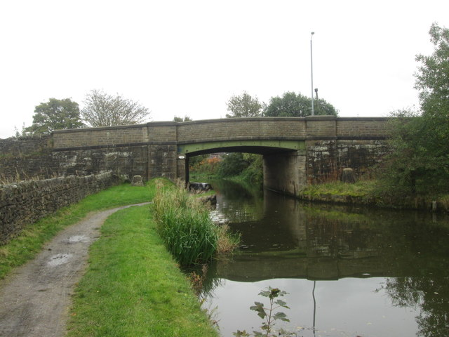 Pilkington Bridge, Leeds & Liverpool Canal