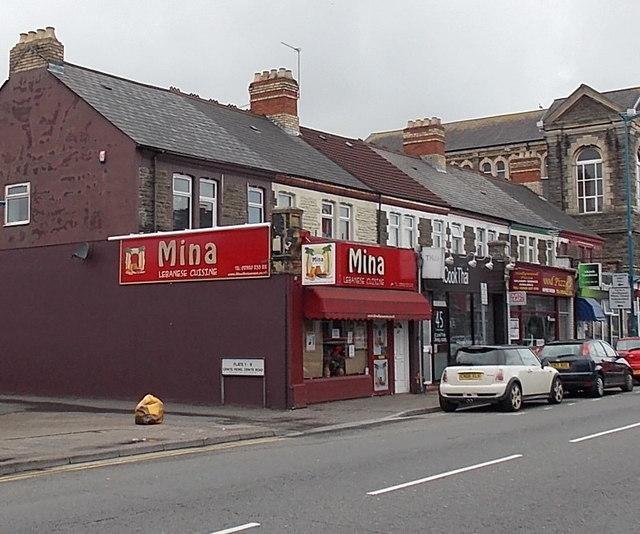 Mina Lebanese Cuisine, Cathays, Cardiff